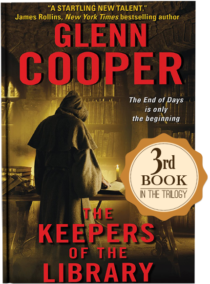 The Keepers of the Library - cover
