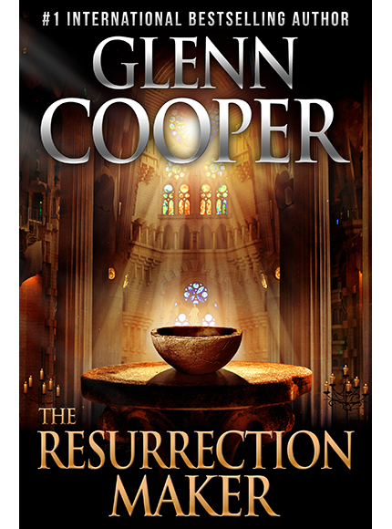 The Resurrection Maker - cover