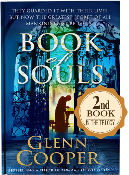 Book of souls - cover