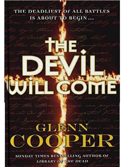 The devil will come - cover