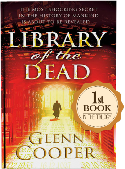 Library of the dead - cover