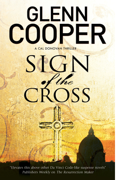 Sign of The Cross - cover