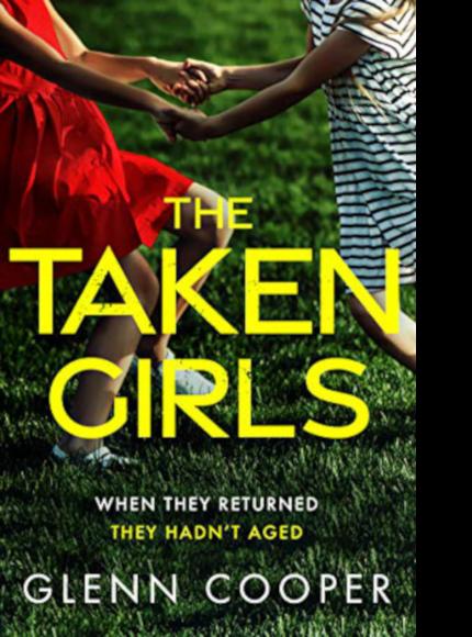 The Taken Girls - cover
