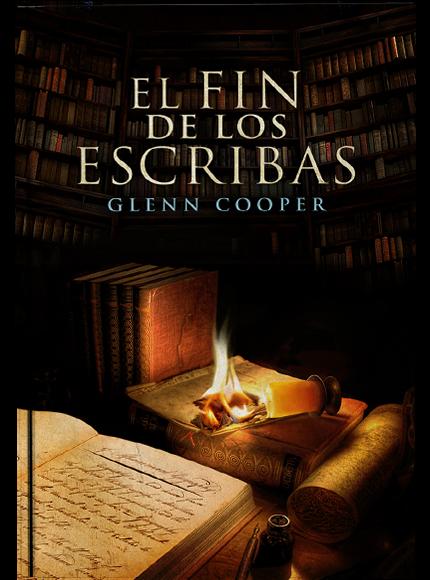 El fin de los escribas - cover