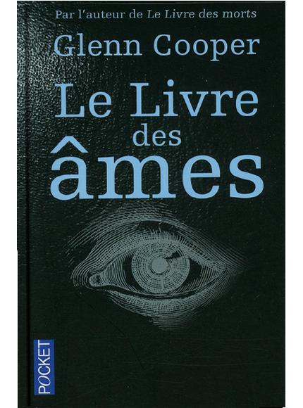 Le Livre des âmes - cover
