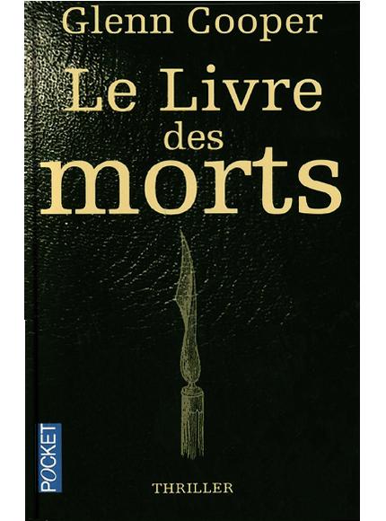 Le livre des morts - cover