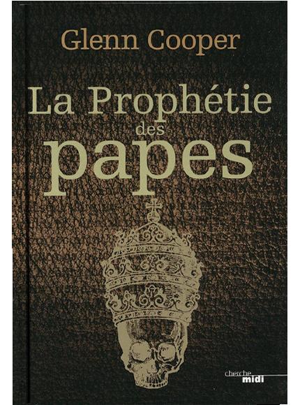 La Prophétie des papes - cover