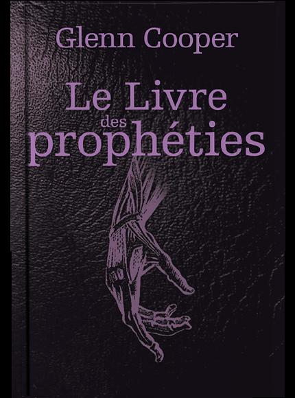 Le livre des prophéties - cover