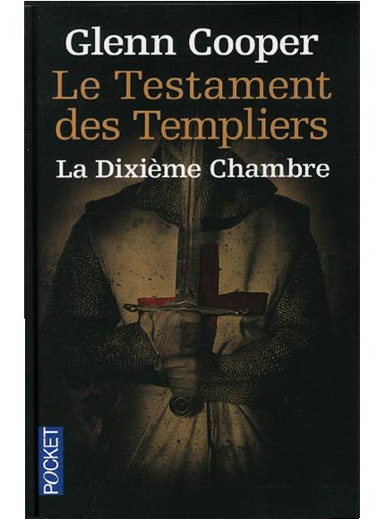 Le Testament des Templiers - cover