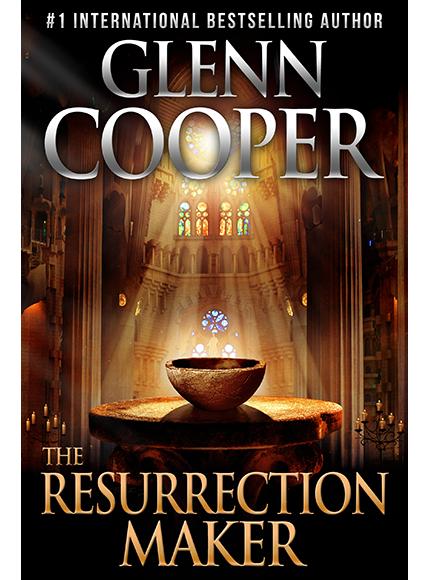 The Resurrection Maker - cover